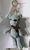 131 Аксессуары и украшения Hade made- брелки медведи 25 см для сумок. Брелоки оптом