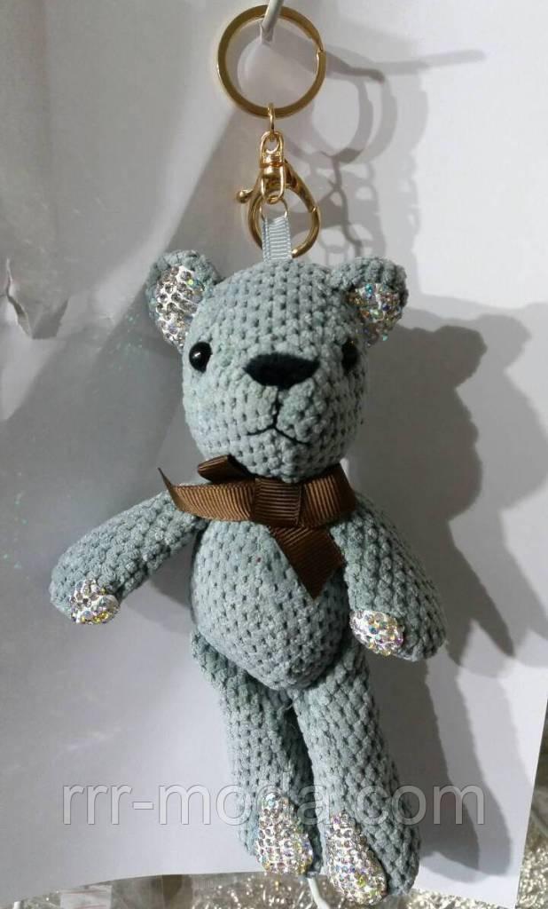 131 Аксессуары и украшения Hade made- брелки медведи 25 см для сумок. Брелоки оптом - Бижутерия оптом «R. R. R.» в Одессе