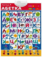 Интерактивный плакат Абетка KI-7032