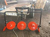 Косилка роторная КР-06 ШИП (для мотоблоков с ремнем)