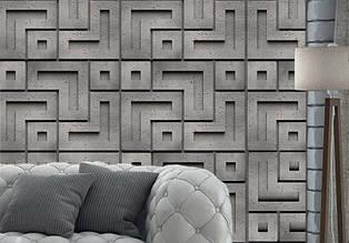 Форма из для гипсовых 3д панелей Смарт