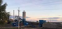 Запуск Бетоносмесительной установки БСУ-40К KARMEL г.Староконстянтинов