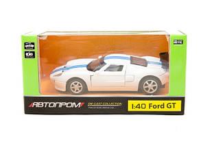 Машина металева Автопром Ford GT