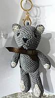 134 Подарки, брелки оптом. Hade made- брелки медведи 25 см для сумок.