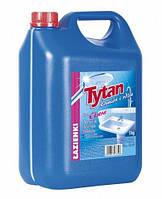 TYTAN Жидкость для мытья ванных комнат экстра - минер. осадок и ржавчина (5 л)