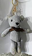 135 Подарки игрушки, брелки оптом. Hade made- брелки медведи 25 см для сумок.