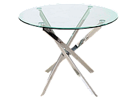Стол стеклянный Signal Agis