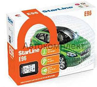 Starline E96 BT ECO с автозапуском и меткой, фото 1