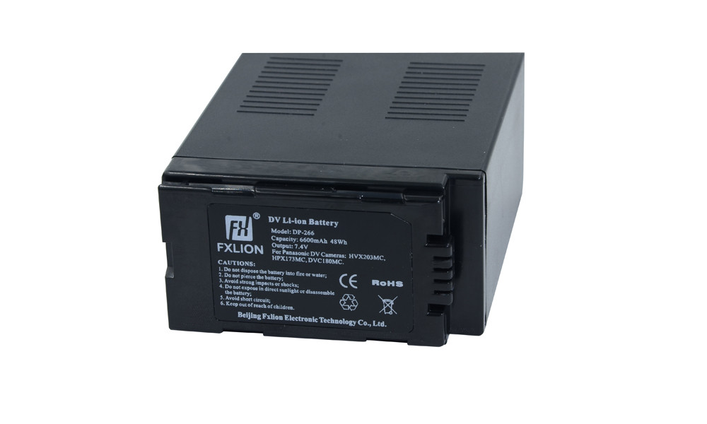 Аккумулятор FXlion DP-266 48Wh Fxlion DV Battery and Charger for Panasonic (DP-266)