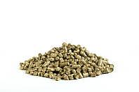 Паливні гранули (пелети) 8 мм з соломи