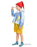 Дитячий карнавальний костюм Буратіно Код. 9329, фото 1