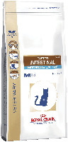 Корм для кошек при нарушениях пищеварения Royal Canin GASTRO INTESTINAL MODERATE CALORIE 2 кг