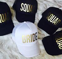 Бейсболка Bride&Squad