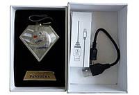 USB зажигалка Panthera Пантера с электрической спиралью вместо пламени