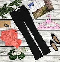 Трендовые джинсы-клеш Next с лаконичным дизайном  PN45133