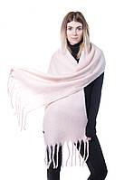 Однотонный длинный шарф для женщин