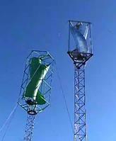 Ветрогенератор тихоходный вертикального типа 3 кВт.