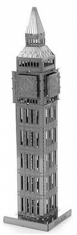 Металевий 3D конструктор БигБен