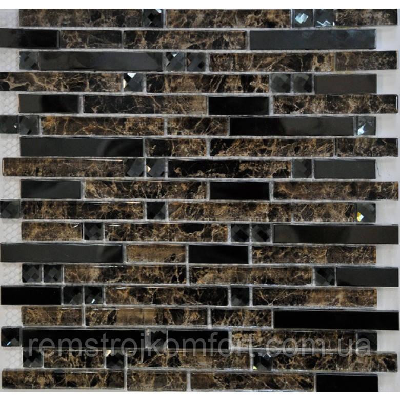 Мозаика Vivacer Декор Mix L1150 30x30/1.5