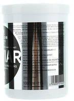Маска для восстановления волос с экстрактом чёрной икры Kallos Cosmetics Anti-Age Hair Mask