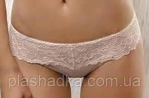 Женские трусы-стринги, Jasmine ROMANTIC (цвет молочный)