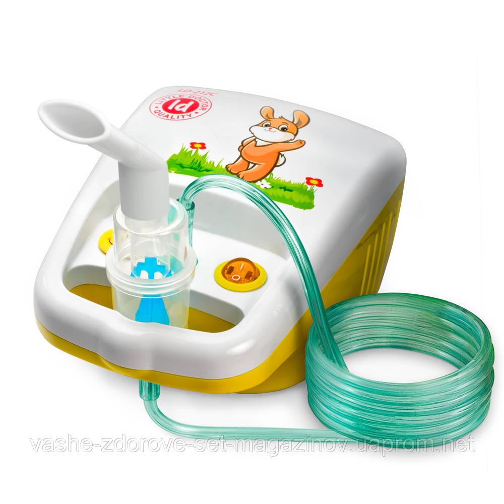 Компрессорный ингалятор LD 212C с детским дизайном (Little Doctor, Сингапур) - Интернет-магазин медтехники и товаров для здоровья в Киеве