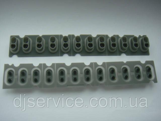 Резиновые ремкомплекты под клавиши KORG Kronos61, KronoxX61