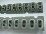 Резиновые ремкомплекты под клавиши KORG Kronos61, KronoxX61, фото 2