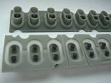 Резиновые ремкомплекты под клавиши KORG Kronos61, KronoxX61, фото 4