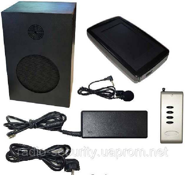 Пристрій захисту від диктофонів і виявлення прихованих відеокамер UZOV-1