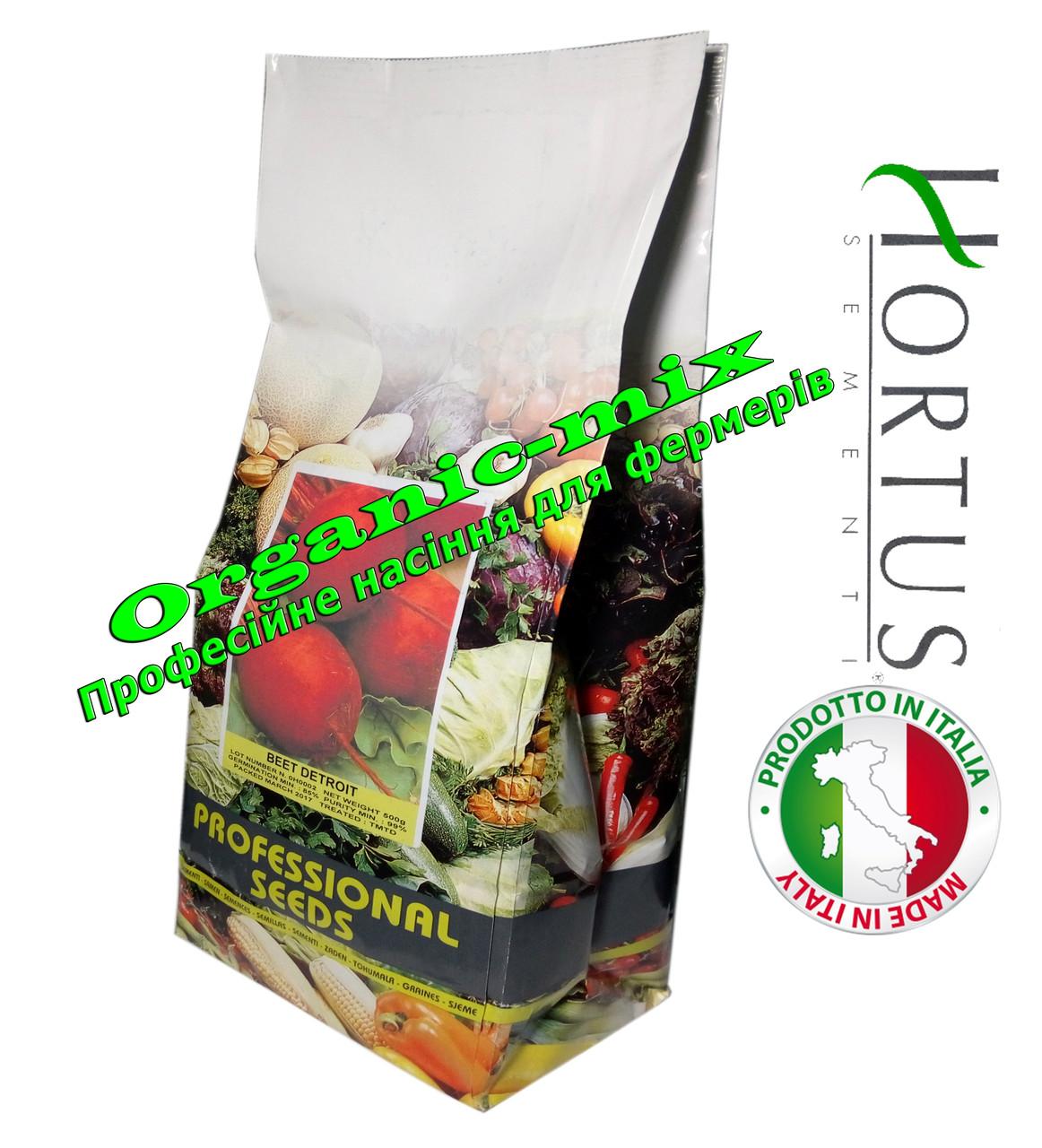 Семена, ДЕТРОЙТ 2 / DETROYT 2 - свекла ТМ Hortus Италия, пакет 500 грамм.