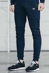 Мужские зимние спортивные штаны Staff tech navy fleece KKK0003