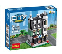 "Конструктор City ""Mini Street Viem"" Зелёный"