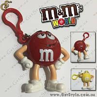 """Брелок с фонариком - """"M&M's Keychain"""" - 1 шт."""