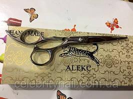 Ножницы для стрижки парикмахерские профессиональные ALEKC