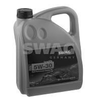 Моторное масло синтетическое д/авто SAE 5W30 Longlifeplus 5L Swag