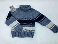 Вязаный свитер для мальчика Tossy kids Турция