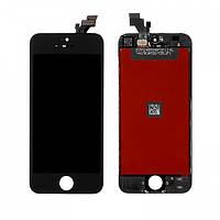 Дисплейный модуль на IPhone 5 Black