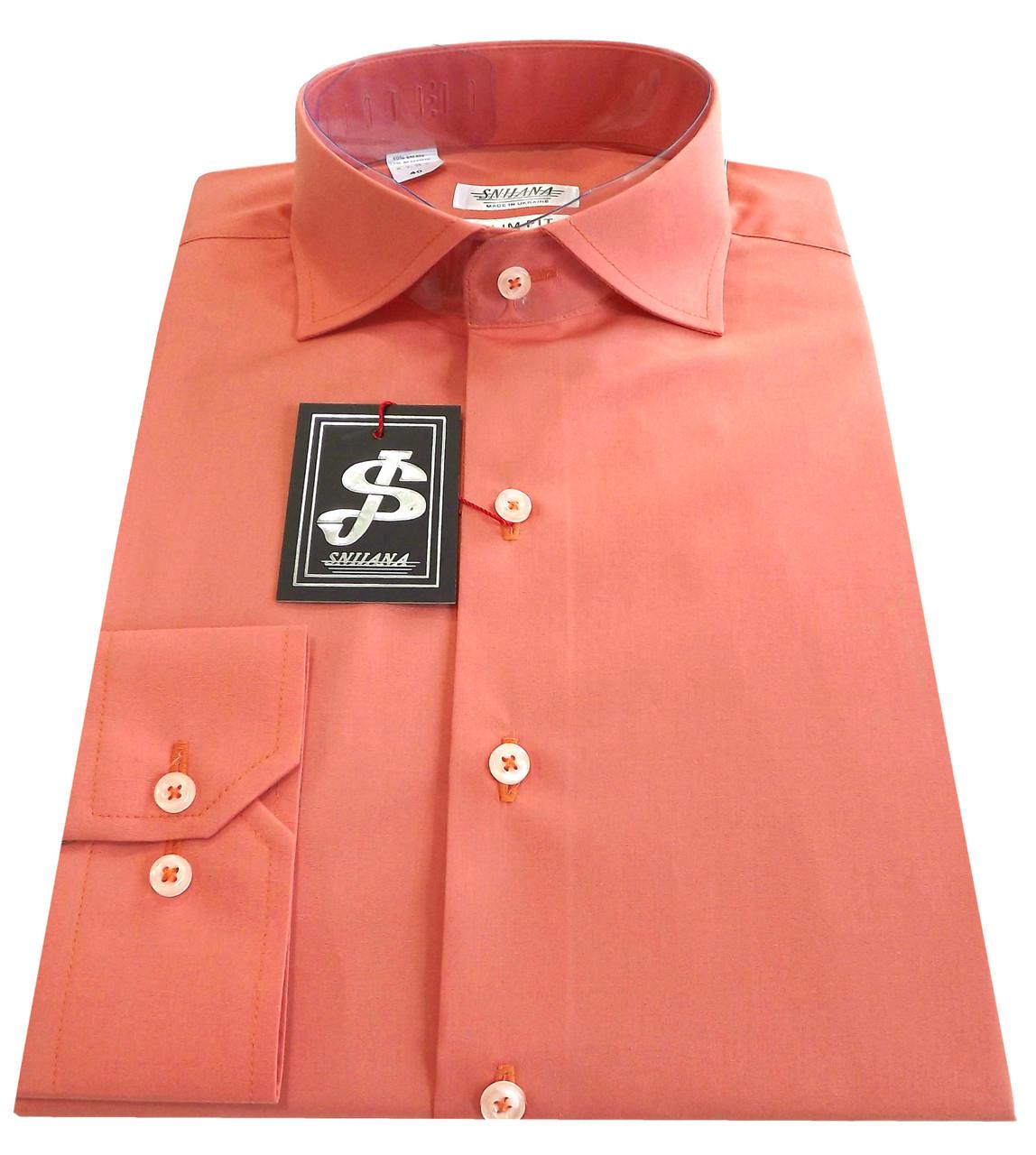 Рубашка мужская классическая №10  -  506/16-1532