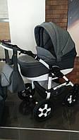 Детская коляска 2 в 1 SATURN LР, цвет L20, белая рама