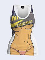 Майка-борцовка Sportive body