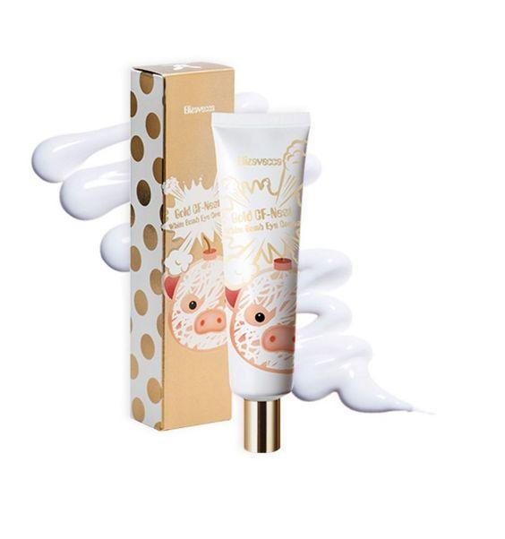 Крем для кожи вокруг глаз с экстрактом ласточкиного гнездаElizavecca Gold CF-Nest White Bomb Eye Cream