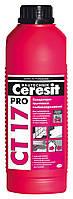 Грунтовка концентрат СТ17 Pro 1л Ceresit