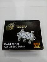 Diseg Tiger 124