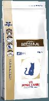 Корм для кошек при нарушениях пищеварения Royal Canin GASTRO INTESTINAL 2 кг