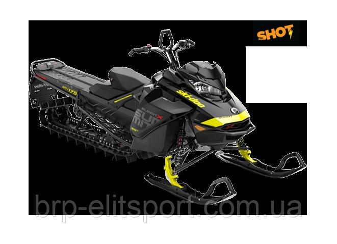 SUMMIT X 850 E-TEC  ICE Black