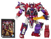 Мини-трансформер Hasbro Transformers Generations: Войны Титанов Вояджер Autobot Sovere (B7769_B8352)