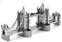 Металлический 3D конструктор Тауверский мост