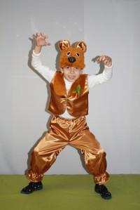 Детский новогодний костюм медведь -  Svadba-lux в Харькове