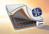Двусторонний ортопедический матрас Сапфир 3D з/л  ( Світ Меблів )